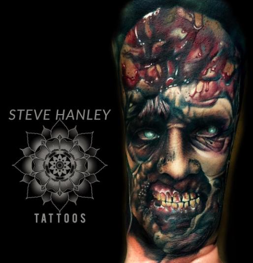 Steve Hanley, 3rd place winner of t-tech contest